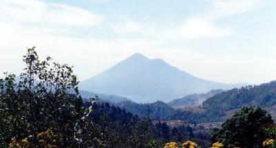 Sololá, hogar del Lago de Atitlán