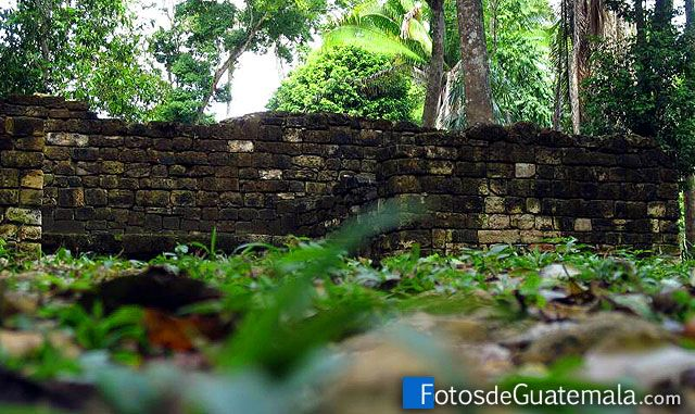 Aguateca, ruinas mayas, fotografía, colores y arqueología